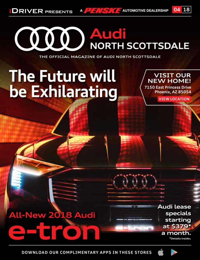 Covers And Dealer Video Excellent Customer Service IDriver Presents - Audi north scottsdale service